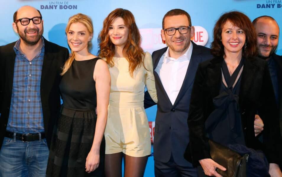 Avant-première de Supercondriaque à Paris, le dernier film de Dany Boon