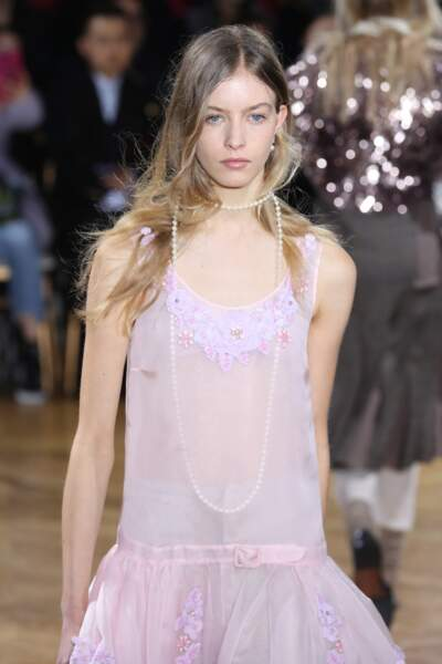 Fashion Week : défilé John Galliano