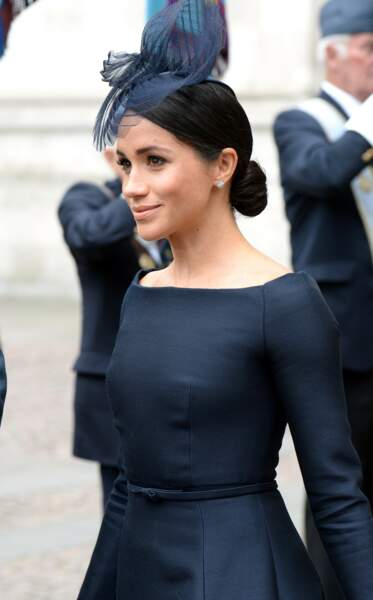 Meghan Markle au centenaire de la Royal Air Force, à Londres