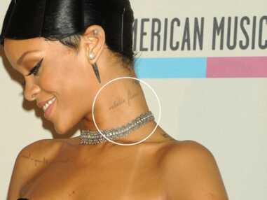 Ces stars qui ont un tatouage raté
