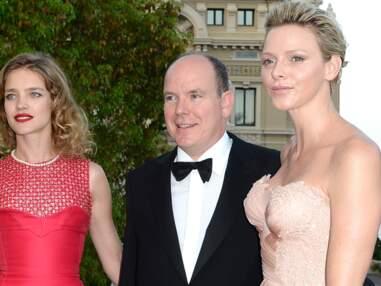 Albert et Charlène de Monaco glamour pour le Love Ball