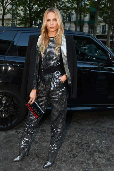 Dîner Vogue : Natasha Poly