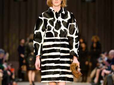Starlook : La mode se joue du noir et blanc
