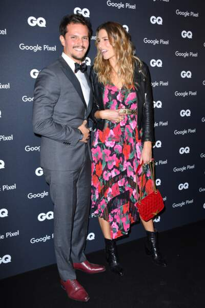 GQ Men Of The Year Awards 2018 : Juan Arbelaez et Laury Thilleman