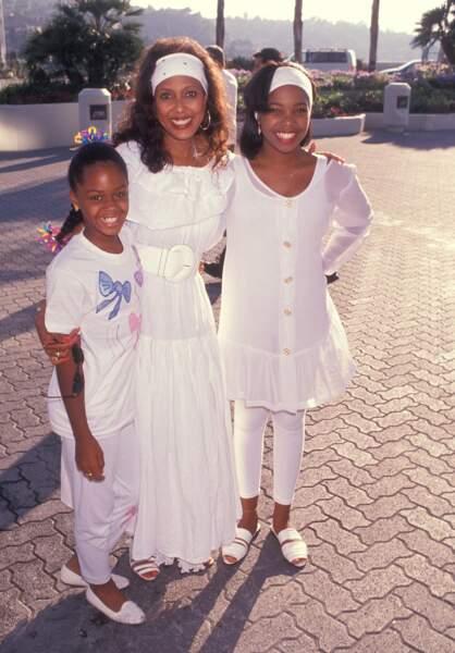 Jaimee Foxworth était l'une des stars de La vie de famille, diffusé dans Le Club Dorothée