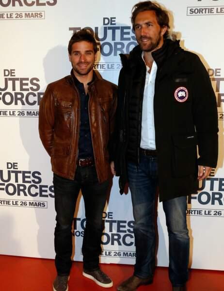 Arnaud Clément et Arnaud Di Pasquale