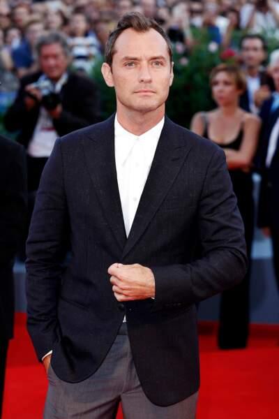 Ces fils et filles de stars qui défilent pour les créateurs - Jude Law