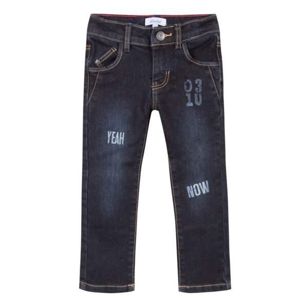 Pantalon. En twill, du 6 mois au 10 ans, à partir de 42,90 €, Absorba