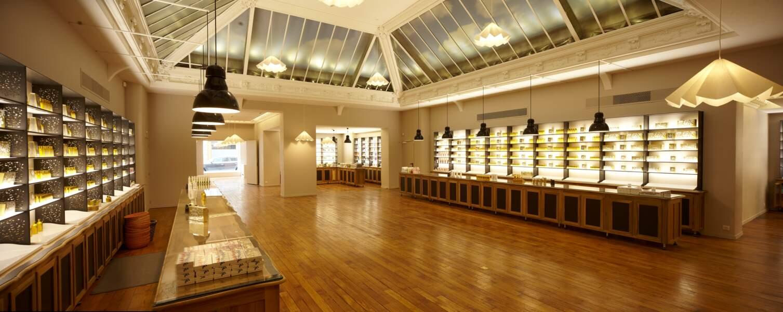 Boutique du nouveau Musée du Parfum, Paris