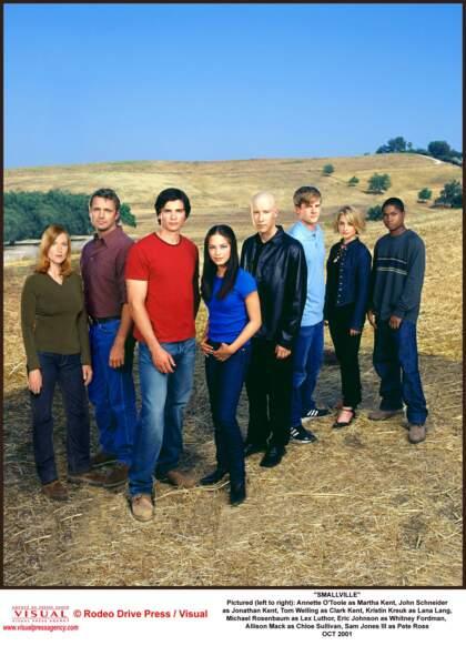Bienvenue à Smallville !