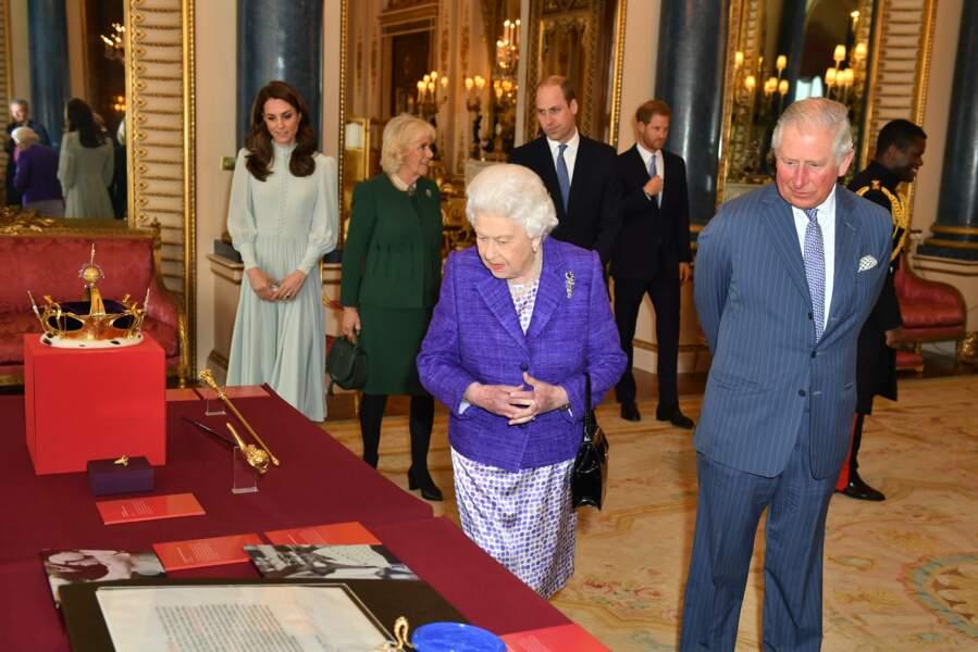 50ème anniversaire de l'investiture du prince Charles