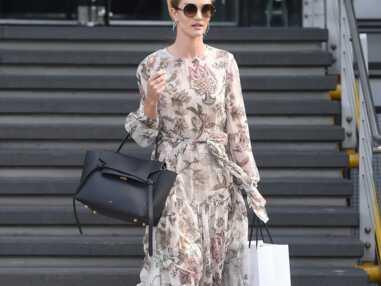 Mode : robes longues à imprimé