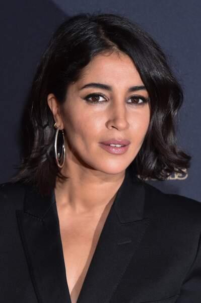 DO : Leila Bekhti et son carré loose et wavy