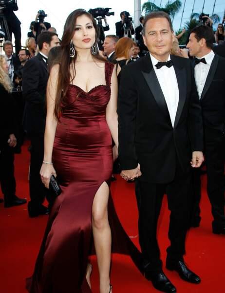 Yasmine et Eric Besson