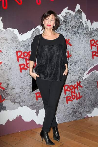 Avant-première de Rock'n Roll : Mathilda May