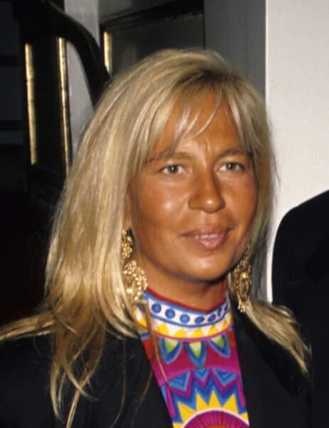 Donatella Versace n'était pas prof de ski...