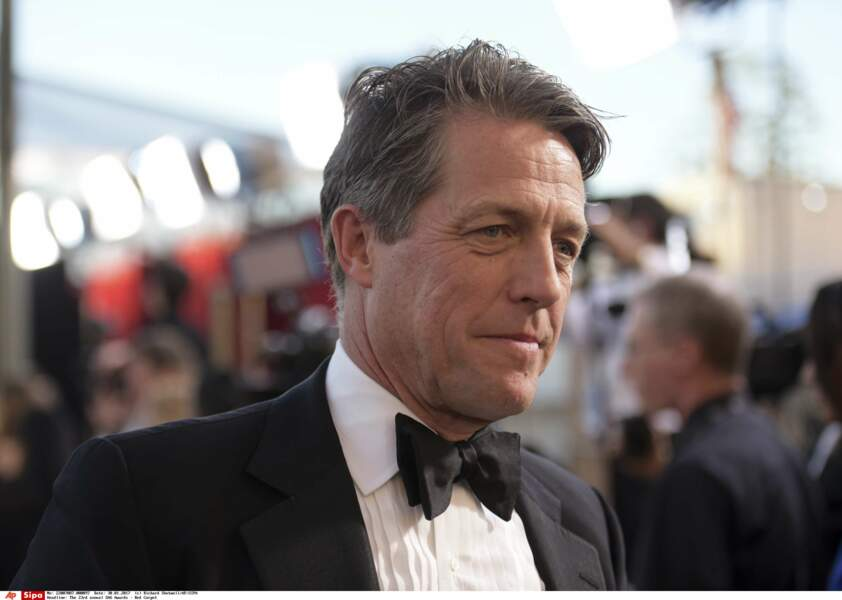SAG Awards 2017 : Hugh Grant