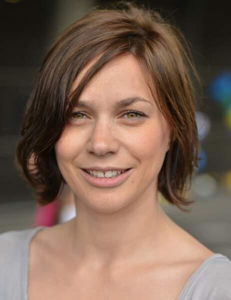 Nathalie Péchalat, une star très nature