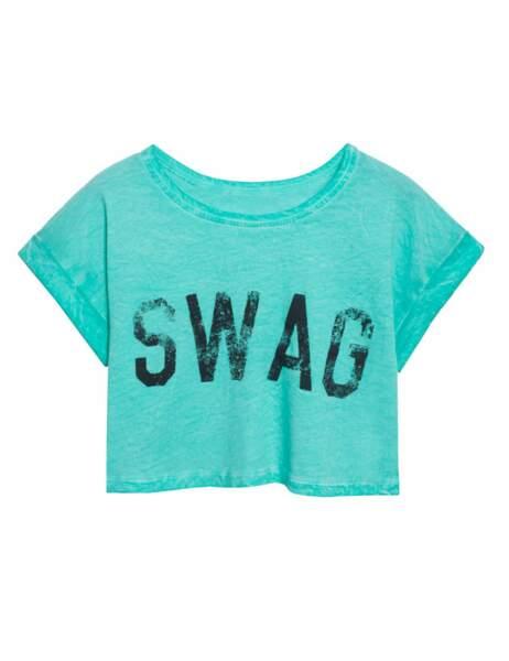 Tee-shirt Jennyfer : 14,90€