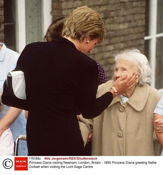 Il s'agit là encore d'un bracelet ayant appartenu à Diana