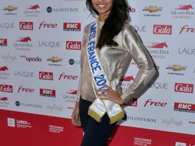 Concours de Miss au Grand Prix d'Amérique