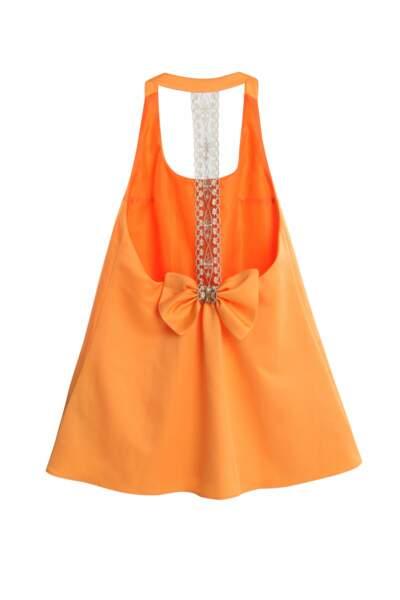 Robe dos nu Les Petites Chaudières - 92 € (au lieu de 115 €)