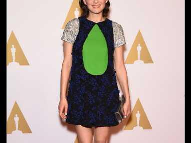 PHOTOS Marion Cotillard passe du bon temps avec ses concurrentes aux Oscars 2015
