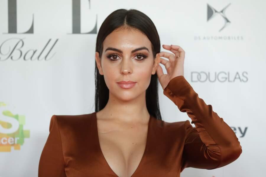 Georgina Rodriguez était conviée auprès de nombreuses autres célébrités