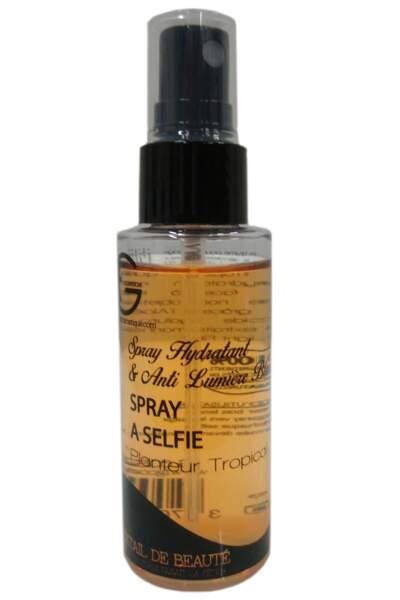 Spray à selfie. 50 ml, 29,90 €, fgcosmetique.fr