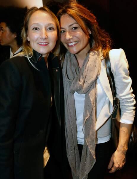 Audrey Lamy et Shirley Bousquet