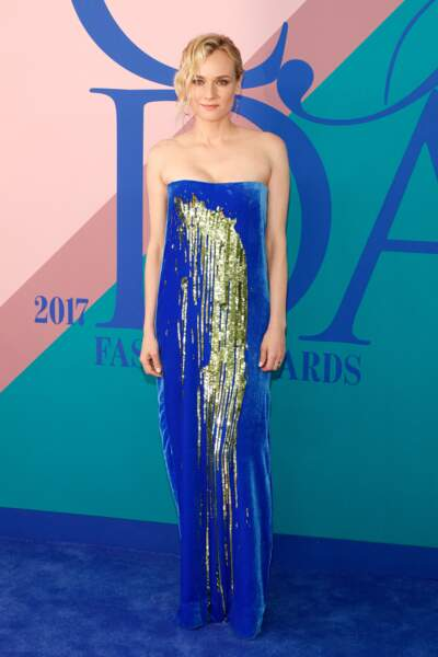CFDA Fashion Awards 2017 - Diane Kruger