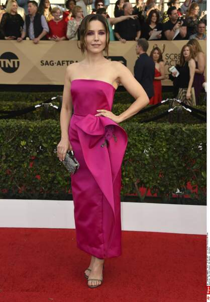 SAG Awards 2017 : Sophia Bush