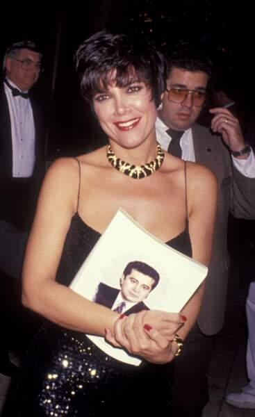 En 1990 : elle avait déjà 35 ans sur cette image