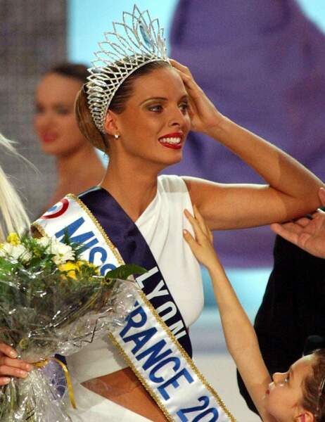 Miss France 2002: Sylvie Tellier