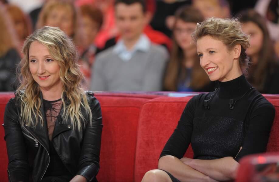Audrey et Alexandra Lamy : elles nous font tellement rire qu'on espère une troisième sœur