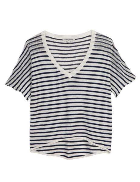 Tee-shirt La petite française - 49 €