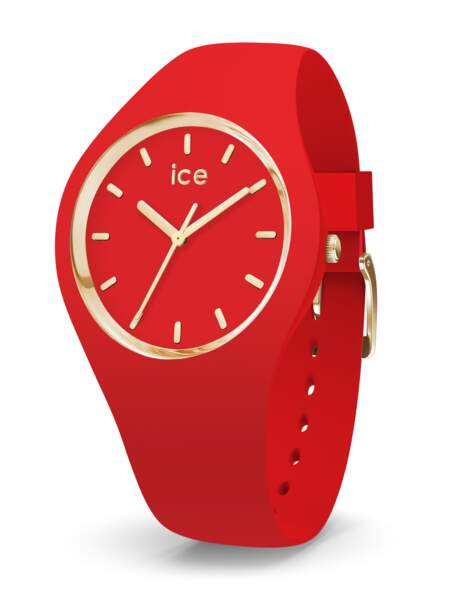 Montre Ice glam red. 89,90 €, Ice Watch