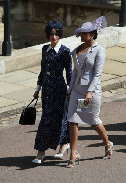 Abigail Leigh Spencer (Suits) et Priyanka Chopra