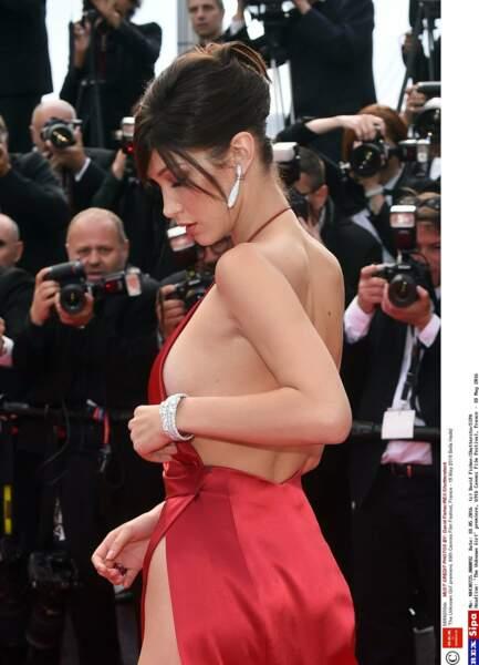 Festival de Cannes 2016 : Une petite retouche n'est jamais superflue
