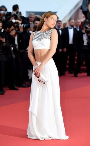 Adèle Exarchopoulos en 2016