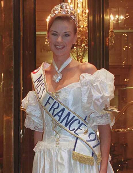Miss France 1997: Patricia Spehar