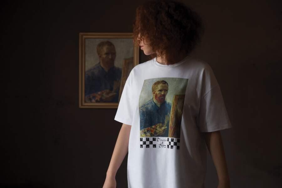 Vans x Van Gogh Museum : les pièces de la collection