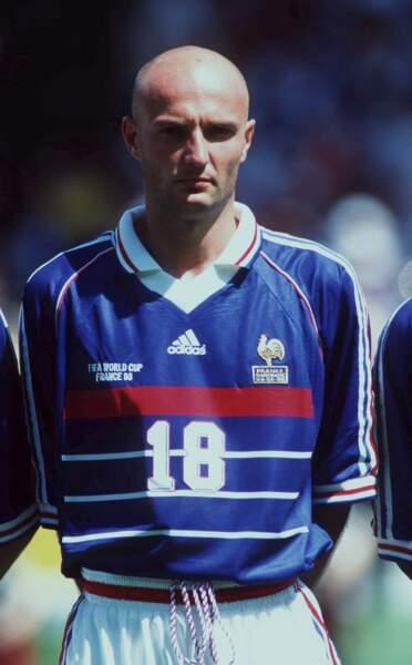 Franck Lebœuf en 1998 (30 ans)