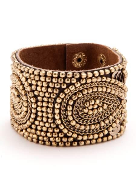 Bracelet en métal - 14,99 €