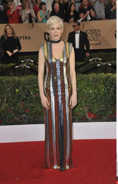 SAG Awards 2017 : Michelle Williams