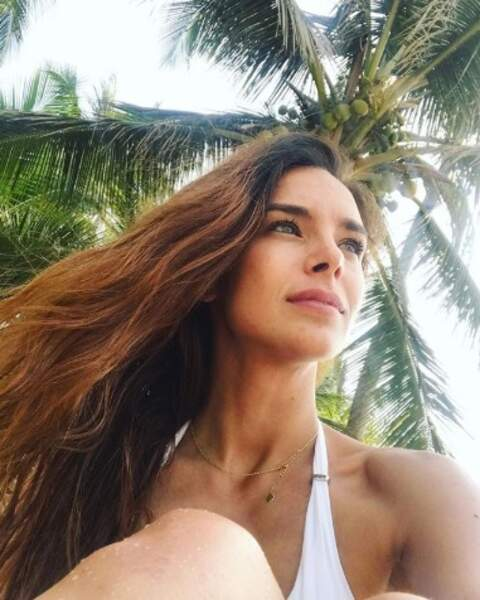 Les Miss en vacances : Marine Lorphelin