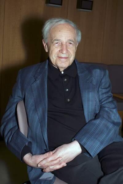 Pierre Boulez s'est éteint le 5 janvier 2016 à l'âge de 90 ans