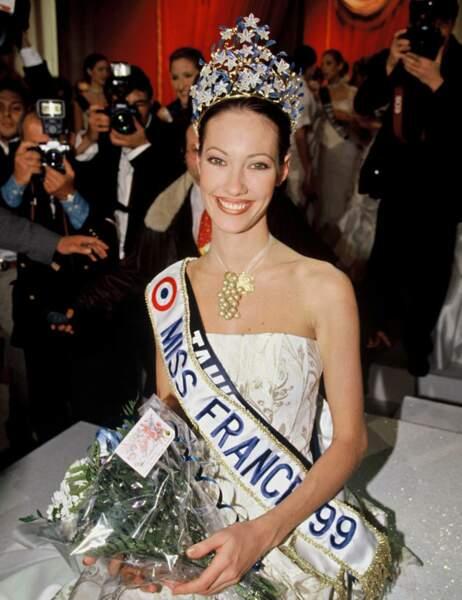 Miss France 1999: Mareva Gallanter