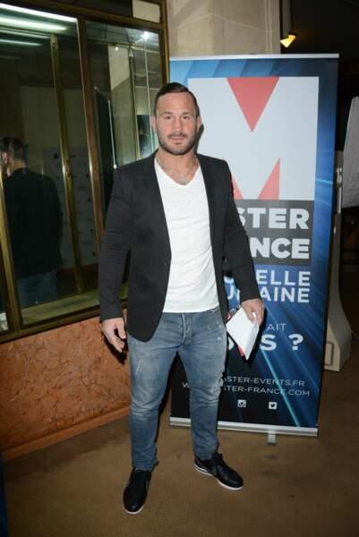 Élection Mister France 2017 : Sylvain Potard