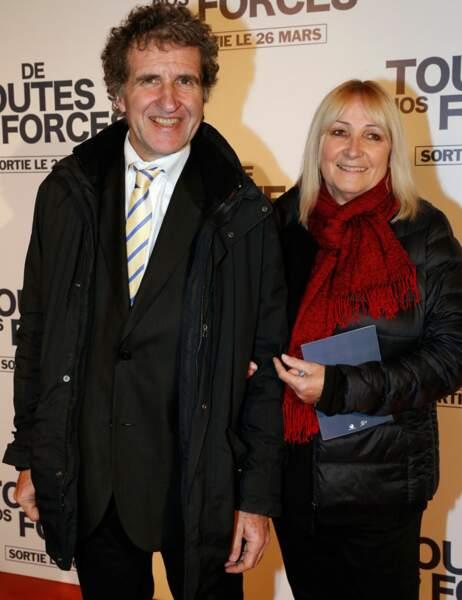 Gérard Leclerc et sa femme Julie, la célèbre voix d'Europe 1